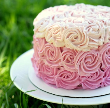 ombre-rose-cake